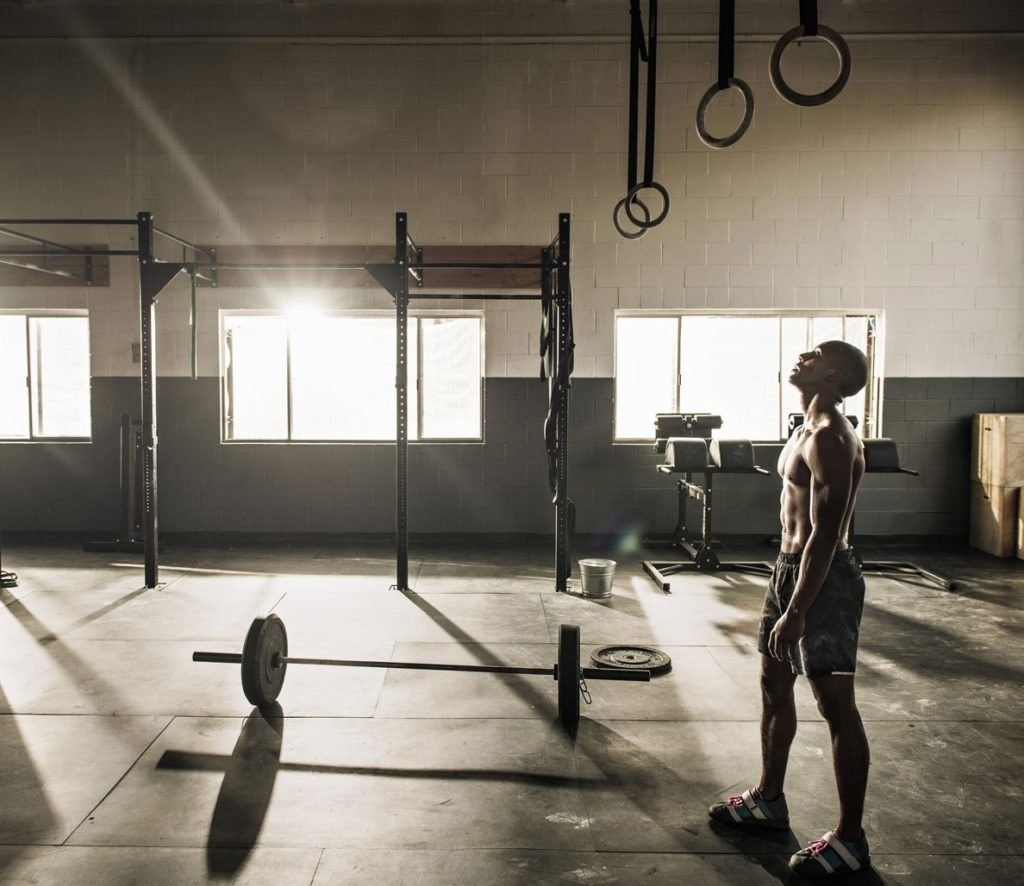 تمرینات قدرتی - باشگاه ورزشی موج
